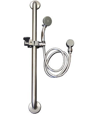 Adjustable Handheld Shower Kit