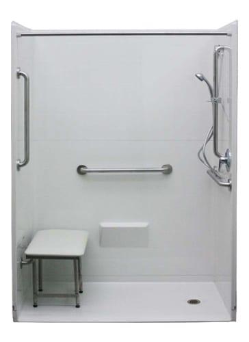 ADA Bathtubs, ADA Code Compliant Tub Showers